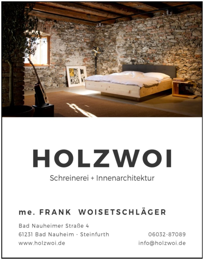 Holzwoi