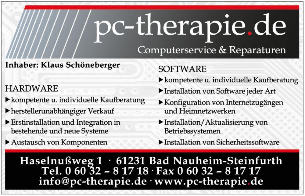 PC-Therapie