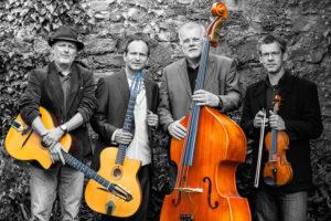 Gypsy Swing – Hommage an Django Reinhardt @ Rosenmuseum